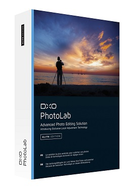 DxO Photolab 4 Elite Mac